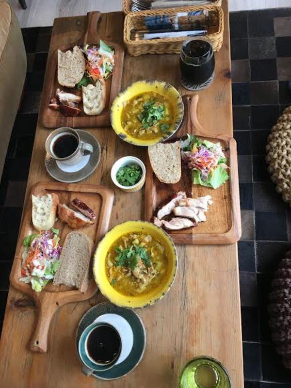 料理教室(コロンビア料理)のサムネイル